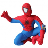 Toy Story 15Inch Superhero Avengers Batman Superman Spiderman Stuffed Plush Doll Spiderman - $13.99