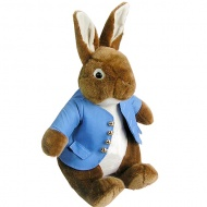 Peter Rabbit Plush Stuffed Animal Toy Christmas Gift for Kids