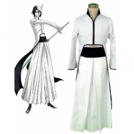 Bleach Ulquiorra Schiffer cosplay costume and more bleach cosplay costume like ichigo costume,Yoruichi cosplay costume at eshopcos.com