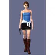 Resident Evil 3 Jill Valentin Cosplay Costume--CosplayDeal.com $66.99