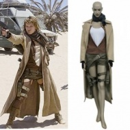 Resident Evil Extinction Movie Alice Cosplay Costume--CosplayDeal.com